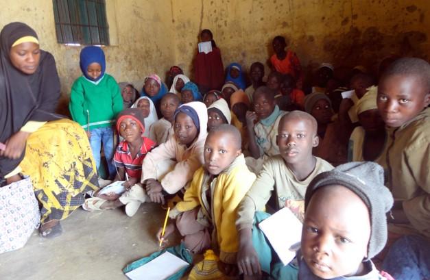 Children - Nigerian